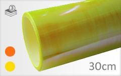 Flipflop geel achterlicht folie