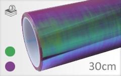 Flipflop paars achterlicht folie