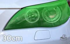 Groen achterlicht folie