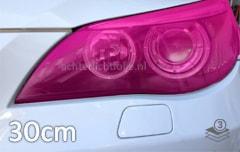 Roze achterlicht folie